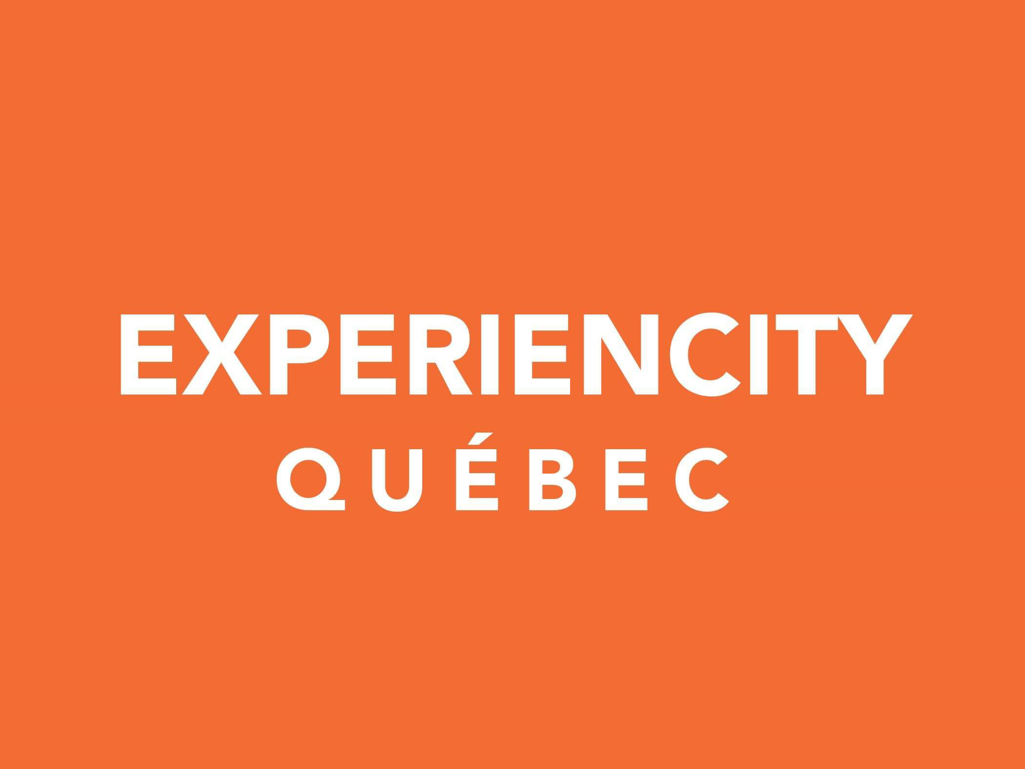 Experiencity Québec